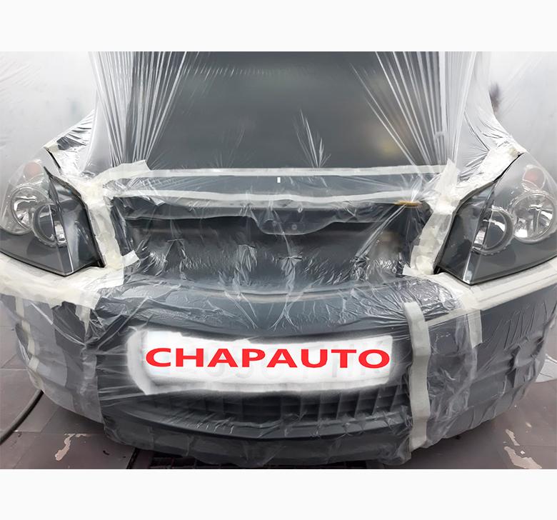 Cambio de luces y bombillas de coche en Beniaján, Murcia por Chapauto